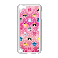 Alice In Wonderland Apple Ipod Touch 5 Case (white) by reddyedesign