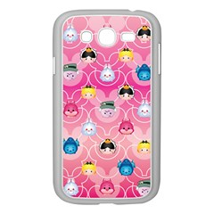 Alice In Wonderland Samsung Galaxy Grand Duos I9082 Case (white) by reddyedesign
