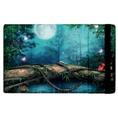 Mysterious Fantasy Nature  Apple Ipad 3/4 Flip Case by Brittlevirginclothing