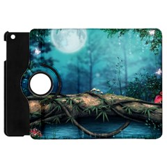 Mysterious Fantasy Nature  Apple Ipad Mini Flip 360 Case by Brittlevirginclothing