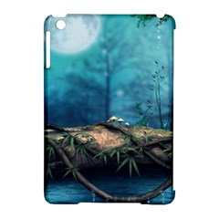 Mysterious Fantasy Nature  Apple Ipad Mini Hardshell Case (compatible With Smart Cover) by Brittlevirginclothing