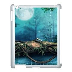 Mysterious Fantasy Nature  Apple Ipad 3/4 Case (white) by Brittlevirginclothing