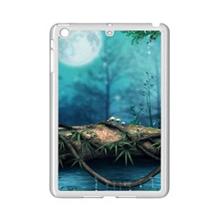 Mysterious Fantasy Nature  Ipad Mini 2 Enamel Coated Cases by Brittlevirginclothing