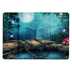 Mysterious Fantasy Nature  Samsung Galaxy Tab 10 1  P7500 Flip Case by Brittlevirginclothing