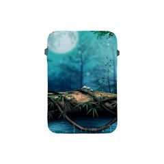 Mysterious Fantasy Nature  Apple Ipad Mini Protective Soft Cases by Brittlevirginclothing