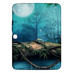 Mysterious Fantasy Nature  Samsung Galaxy Tab 3 (10 1 ) P5200 Hardshell Case  by Brittlevirginclothing