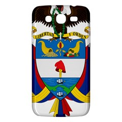 Coat Of Arms Of Colombia Samsung Galaxy Mega 5 8 I9152 Hardshell Case