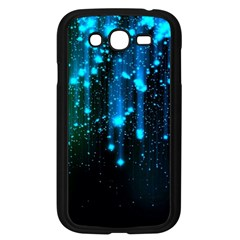 Abstract Stars Falling  Samsung Galaxy Grand Duos I9082 Case (black) by Brittlevirginclothing
