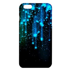 Abstract Stars Falling  Iphone 6 Plus/6s Plus Tpu Case by Brittlevirginclothing