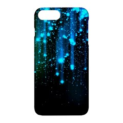 Abstract Stars Falling  Apple Iphone 7 Plus Hardshell Case