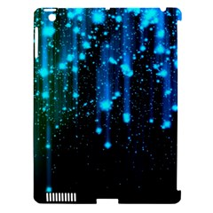 Abstract Stars Falling  Apple Ipad 3/4 Hardshell Case (compatible With Smart Cover) by Brittlevirginclothing