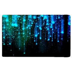 Abstract Stars Falling  Apple Ipad 3/4 Flip Case by Brittlevirginclothing