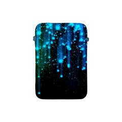 Abstract Stars Falling  Apple Ipad Mini Protective Soft Cases by Brittlevirginclothing