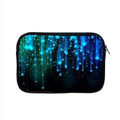 Abstract Stars Falling  Apple Macbook Pro 15  Zipper Case by Brittlevirginclothing