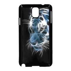 Ghost Tiger Samsung Galaxy Note 3 Neo Hardshell Case (black) by Brittlevirginclothing