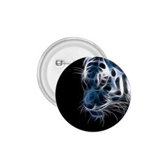 Ghost Tiger 1 75  Buttons by Brittlevirginclothing