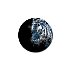 Ghost Tiger Golf Ball Marker (10 Pack) by Brittlevirginclothing
