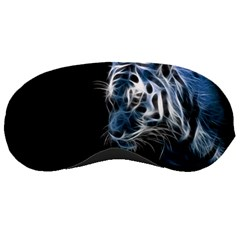 Ghost Tiger Sleeping Masks by Brittlevirginclothing