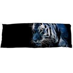 Ghost Tiger Body Pillow Case (dakimakura) by Brittlevirginclothing