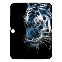 Ghost Tiger Samsung Galaxy Tab 3 (10 1 ) P5200 Hardshell Case  by Brittlevirginclothing