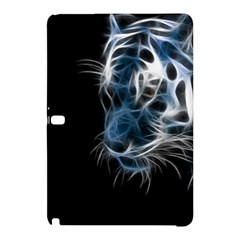 Ghost Tiger Samsung Galaxy Tab Pro 12 2 Hardshell Case by Brittlevirginclothing