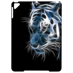 Ghost Tiger Apple Ipad Pro 9 7   Hardshell Case by Brittlevirginclothing