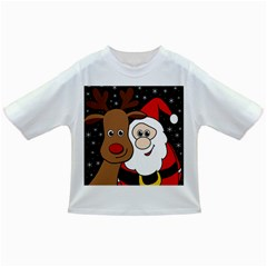 Xmas Selfie Infant/toddler T Shirts by Valentinaart