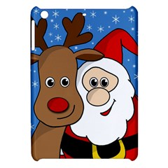 Christmas Selfie Apple Ipad Mini Hardshell Case