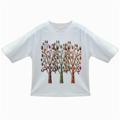Magical Autumn Trees Infant/toddler T Shirts by Valentinaart