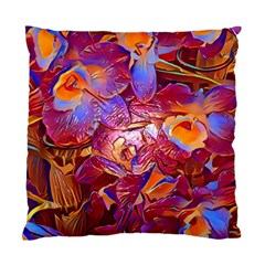 Floral Artstudio 1216 Plastic Flowers Standard Cushion Case (two Sides)