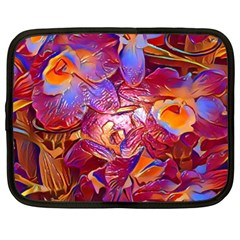 Floral Artstudio 1216 Plastic Flowers Netbook Case (xl)