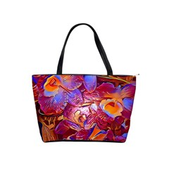 Floral Artstudio 1216 Plastic Flowers Shoulder Handbags