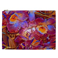 Floral Artstudio 1216 Plastic Flowers Cosmetic Bag (xxl)