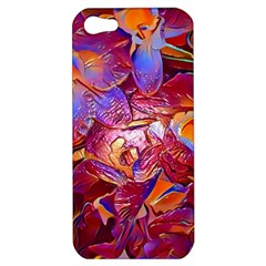 Floral Artstudio 1216 Plastic Flowers Apple Iphone 5 Hardshell Case