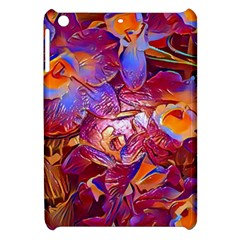 Floral Artstudio 1216 Plastic Flowers Apple Ipad Mini Hardshell Case
