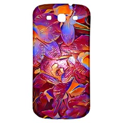 Floral Artstudio 1216 Plastic Flowers Samsung Galaxy S3 S Iii Classic Hardshell Back Case