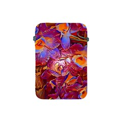 Floral Artstudio 1216 Plastic Flowers Apple Ipad Mini Protective Soft Cases