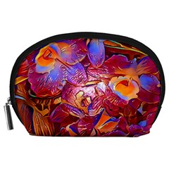 Floral Artstudio 1216 Plastic Flowers Accessory Pouches (large)  by MoreColorsinLife