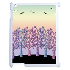 Magical Hill Apple Ipad 2 Case (white)