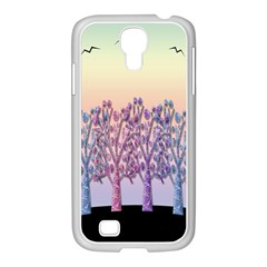 Magical Hill Samsung Galaxy S4 I9500/ I9505 Case (white) by Valentinaart