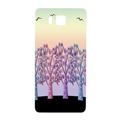 Magical Hill Samsung Galaxy Alpha Hardshell Back Case by Valentinaart