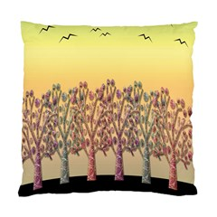 Magical Sunset Standard Cushion Case (one Side)