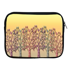 Magical Sunset Apple Ipad 2/3/4 Zipper Cases by Valentinaart