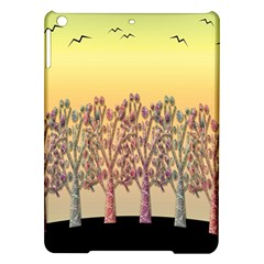 Magical Sunset Ipad Air Hardshell Cases by Valentinaart