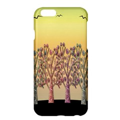 Magical Sunset Apple Iphone 6 Plus/6s Plus Hardshell Case by Valentinaart