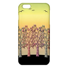 Magical Sunset Iphone 6 Plus/6s Plus Tpu Case by Valentinaart