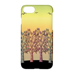 Magical Sunset Apple Iphone 7 Hardshell Case