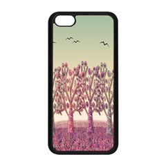 Magical Landscape Apple Iphone 5c Seamless Case (black) by Valentinaart