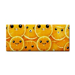 Cute Orange  Cosmetic Storage Cases by Brittlevirginclothing
