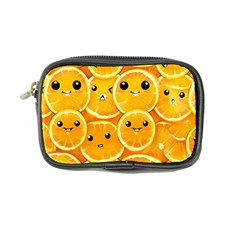 Cute Orange  Coin Purse by Brittlevirginclothing